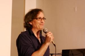 Theaterlab Co-Artistic Director, Carlo Altomare